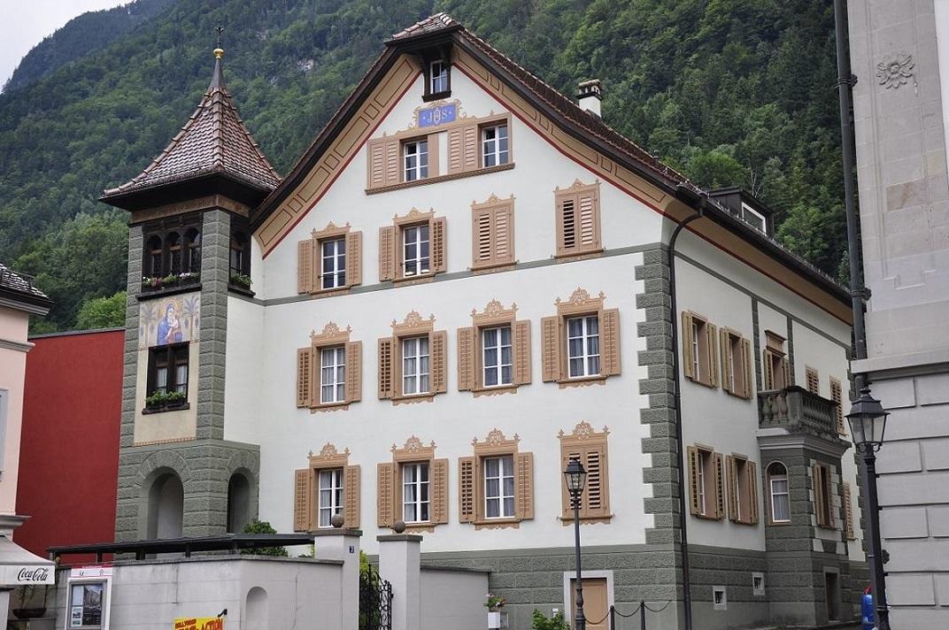 Casa Zieri d'Altdorf