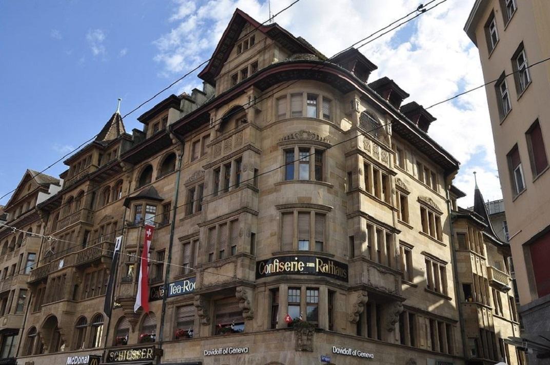 Casa Zum Rinslein de Basilea