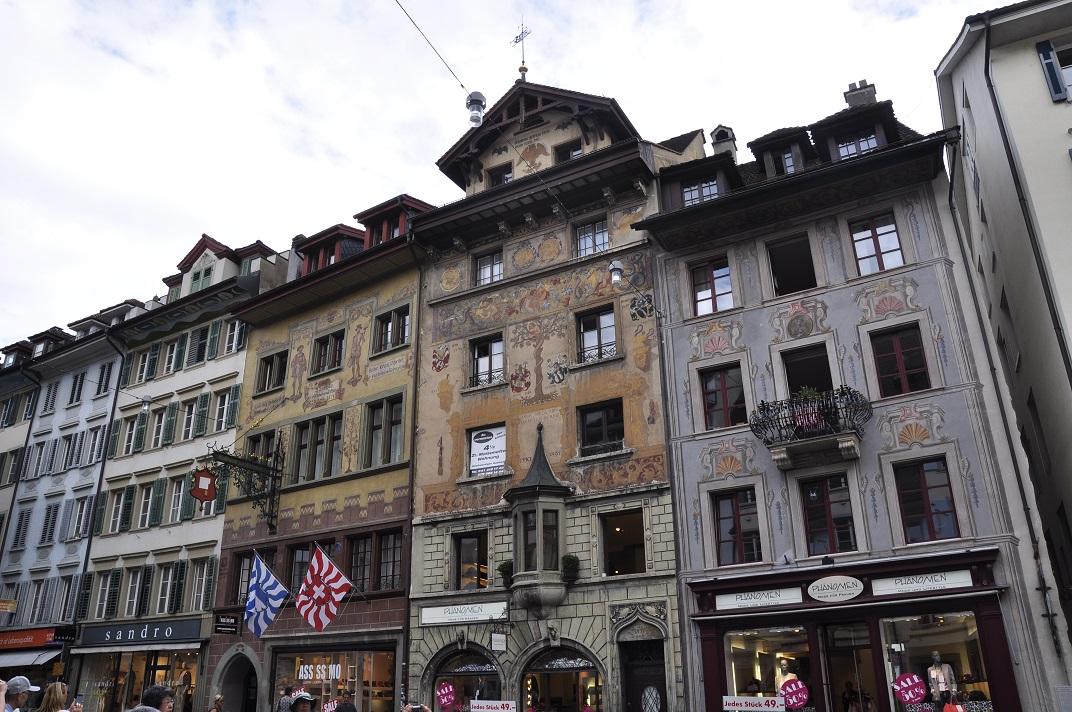 Cases gremials de Lucerna
