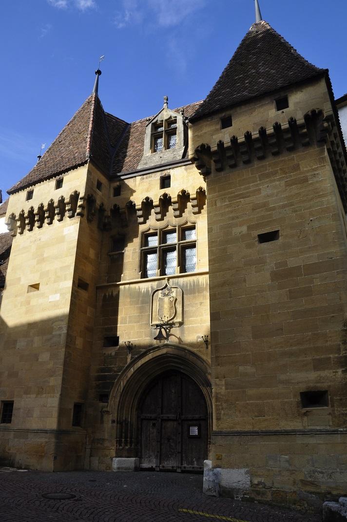 Castell de Neuchâtel