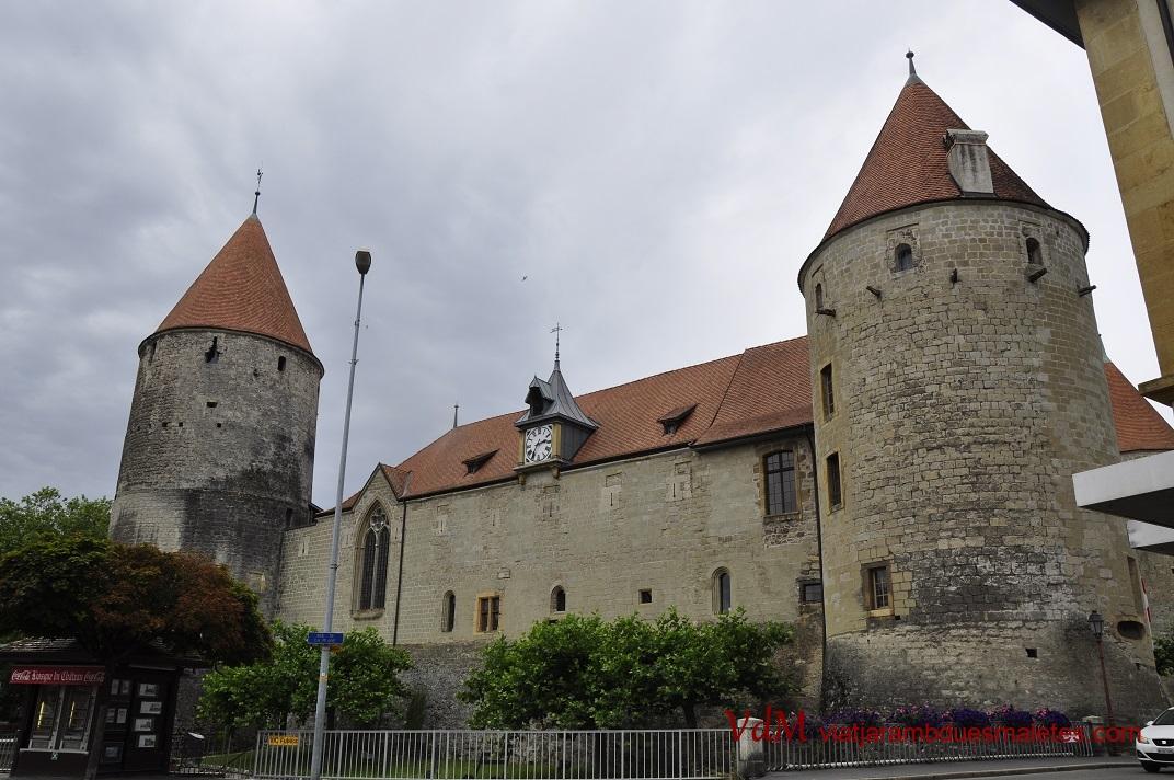 Castell de Yverdon-les-Bains