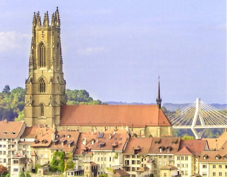 Catedral de Friburg