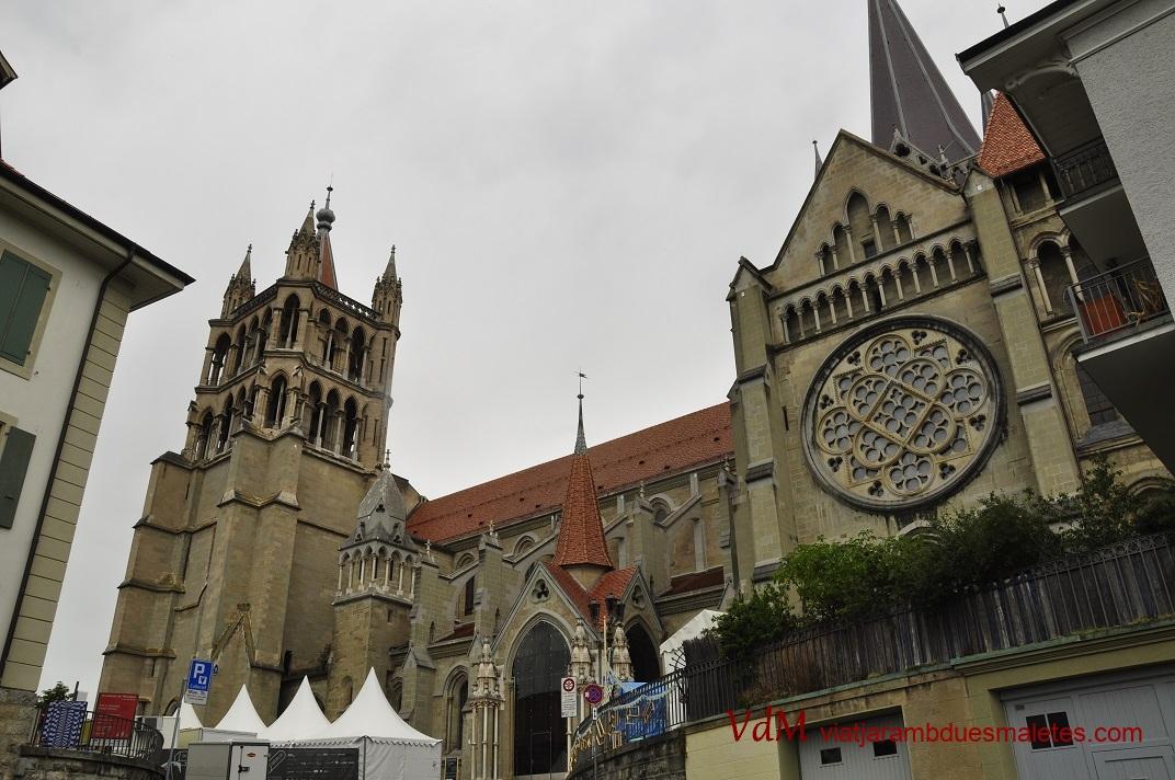 Catedral de Nostra Senyora de Lausana