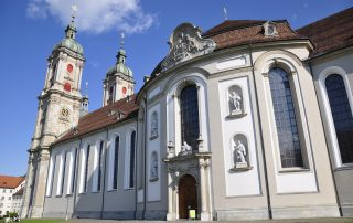 Catedral de Sankt Gallen