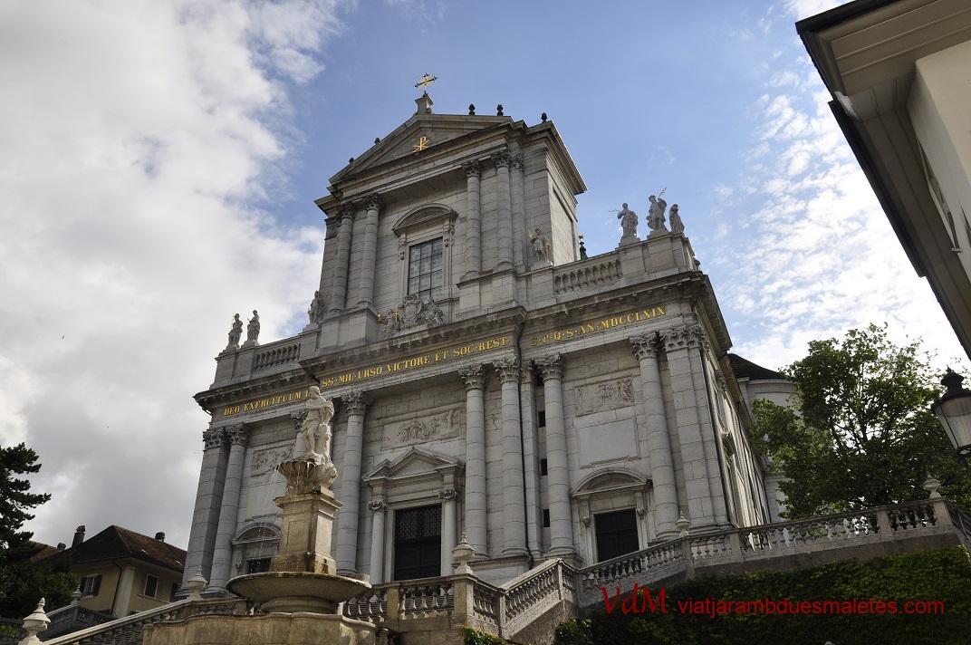 Catedral de Solothurn