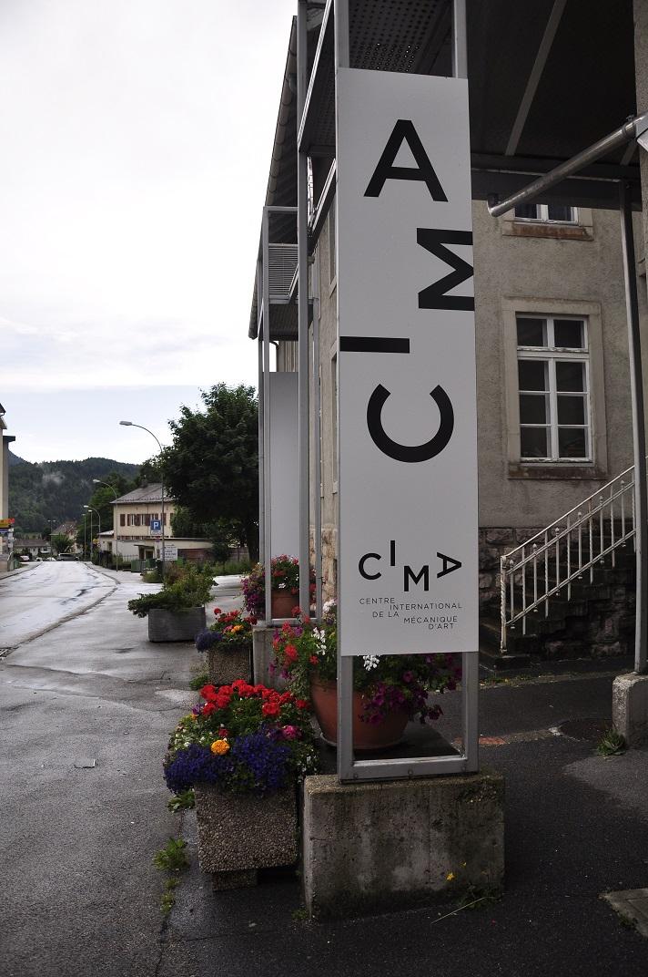 Centre International de la Mécanique d'Art - CIMA- de la Sainte-Croix