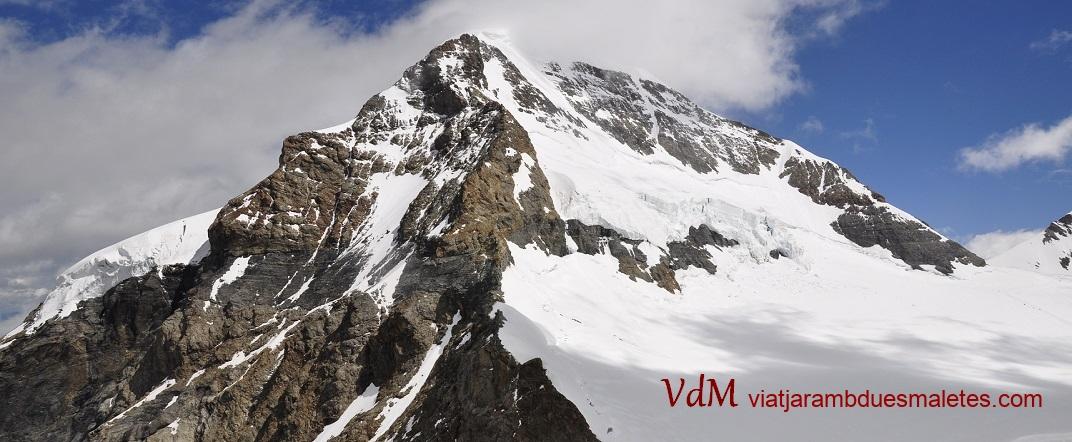 Cim Mönch de Jungfraujoch