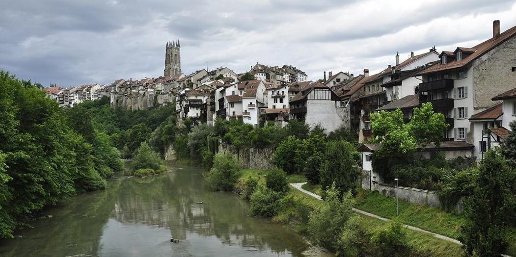 Ciutat Alta de Friburg