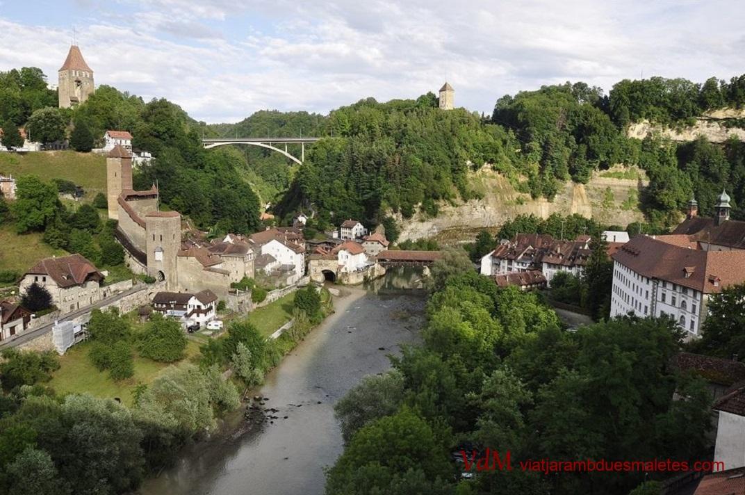 Ciutat Baixa de Friburg