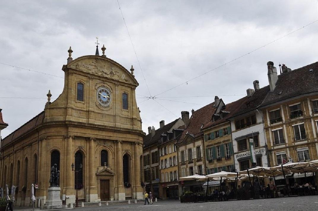 Col·legiata de Yverdon-les-Bains
