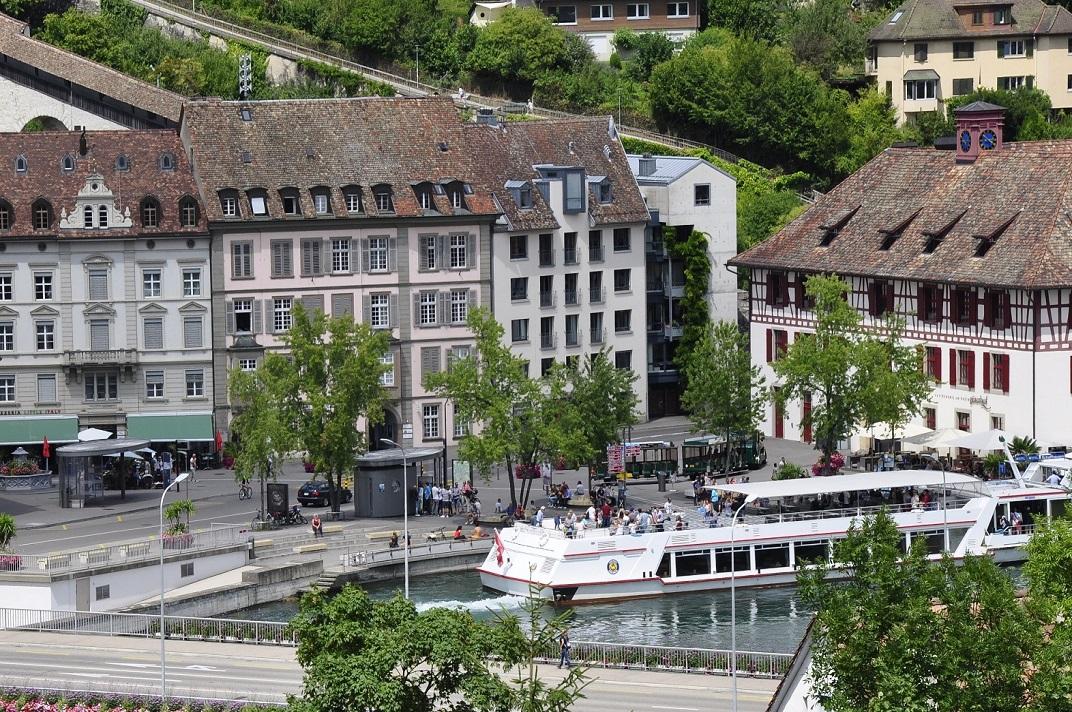Embarcador de Schaffhausen