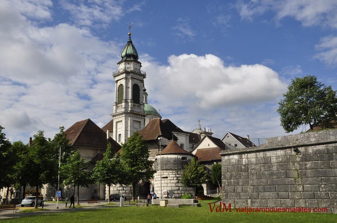 Entrada de Basilea de Solothurn
