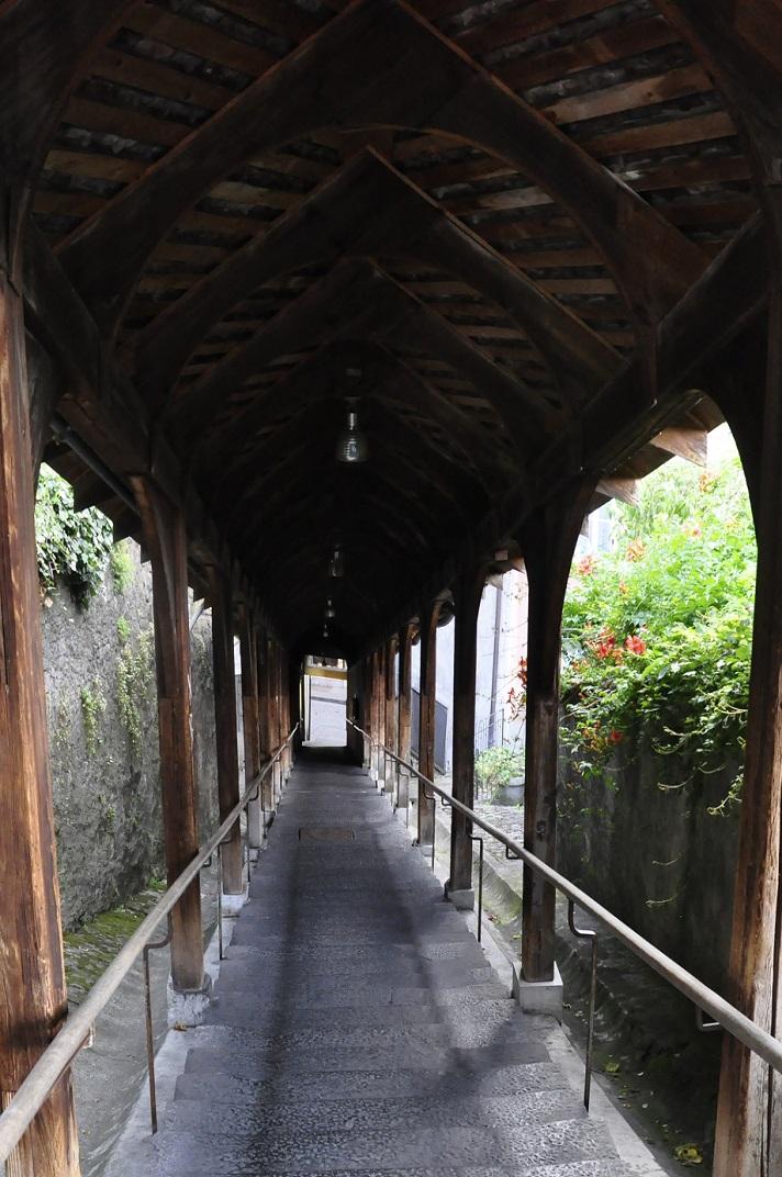 Escales de l'església de Thun