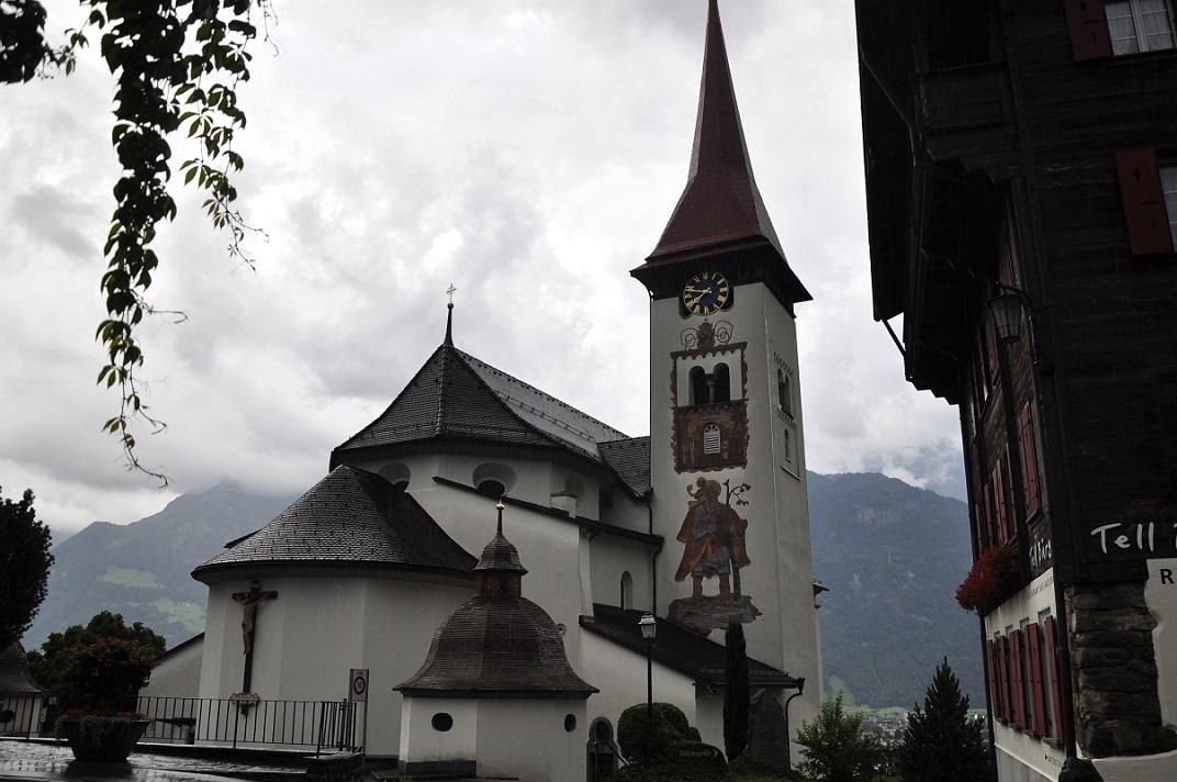 Església de Bürglen