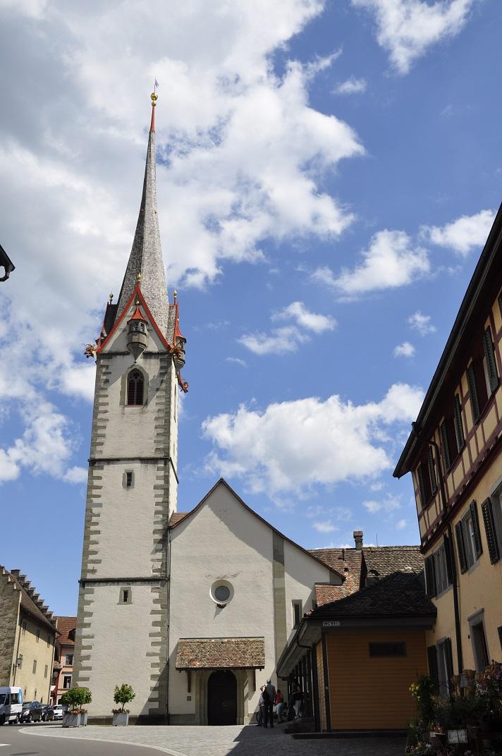 Església de la Ciutat de Stein-am-Rhein