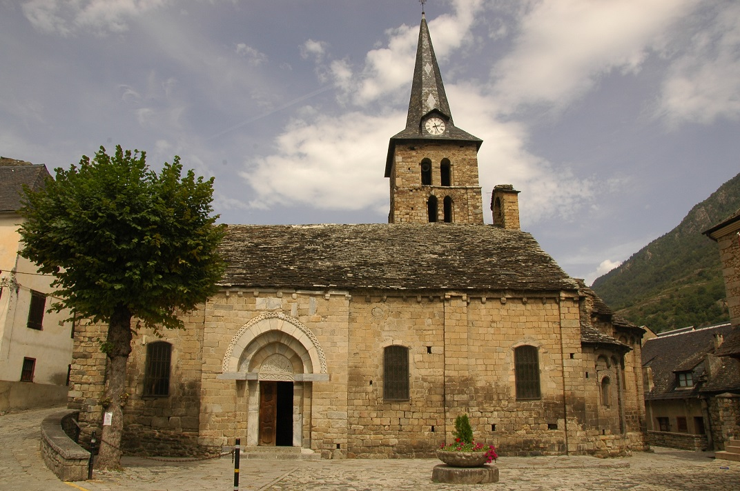 Església de la Purificació de Bossòst