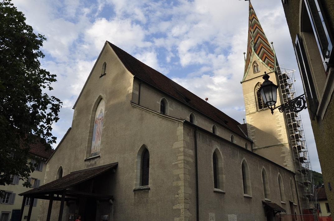 Església de l'Assumpció de Baden