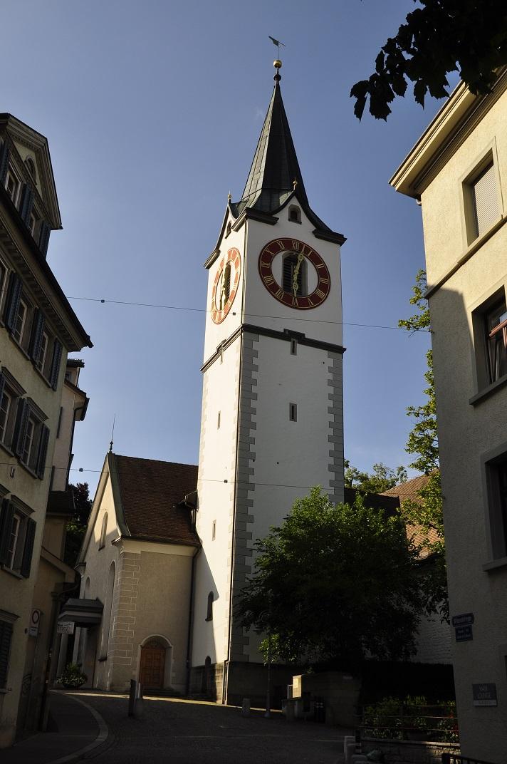 Església de Sankt Mangen de Sankt Gallen