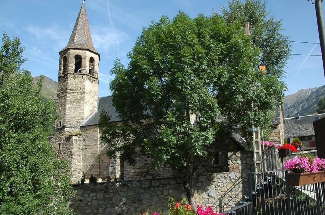 Església de Sant Fèlix de Bagergue