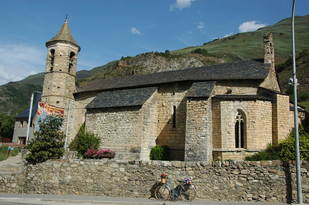 Església de Sant Joan d'Arties