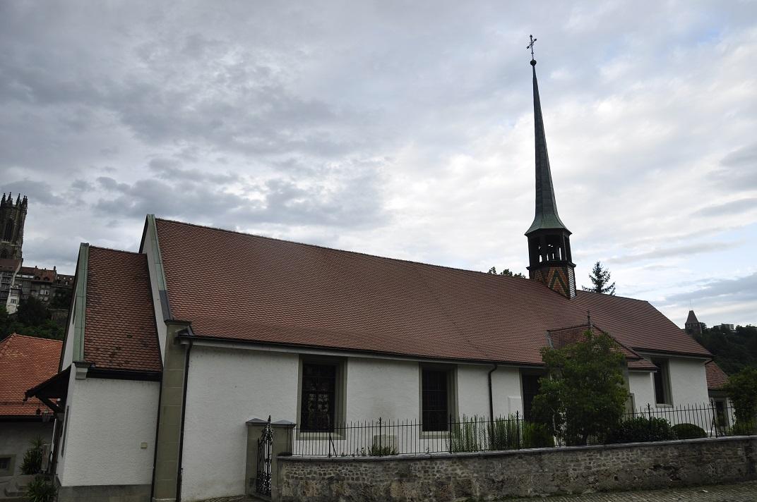 Església de Sant Joan de Friburg