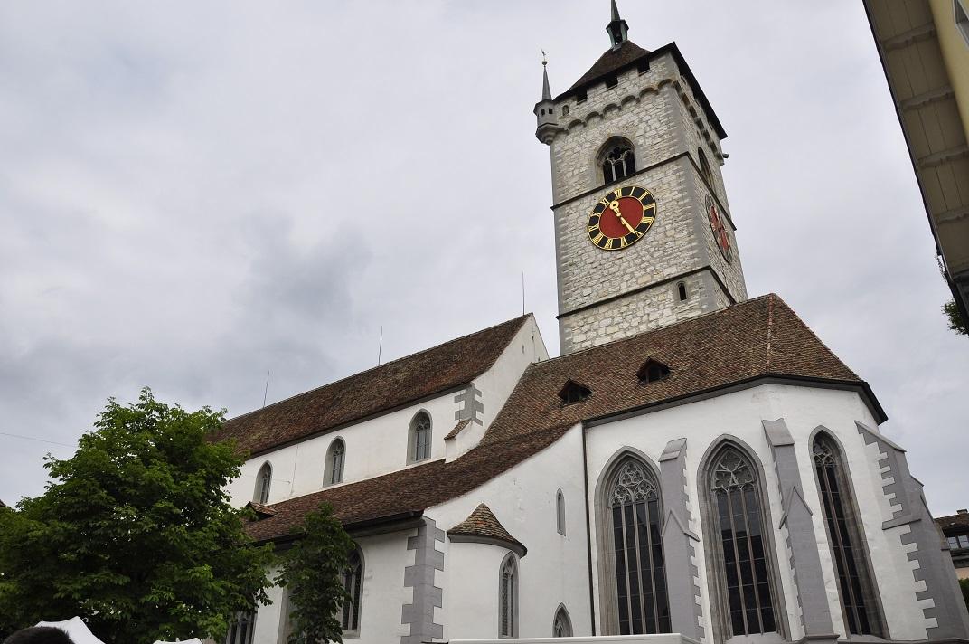 Església de Sant Joan de Schaffhausen
