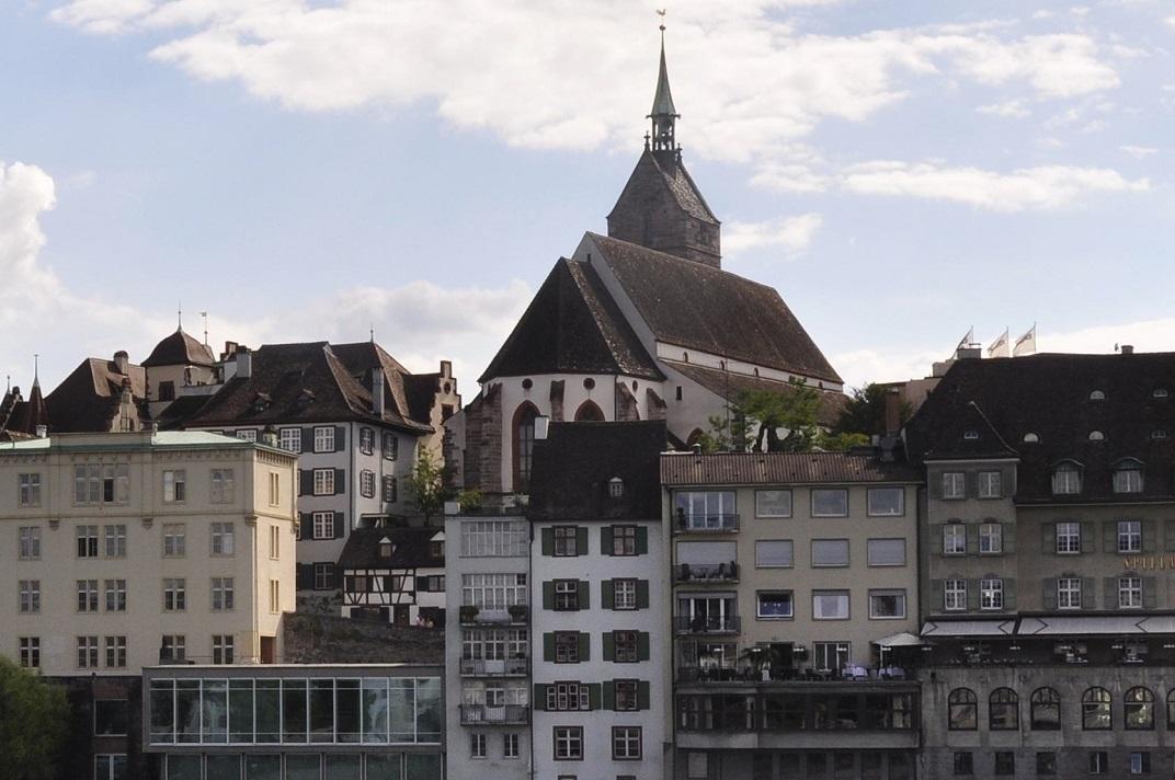 Església de Sant Martí de Basilea