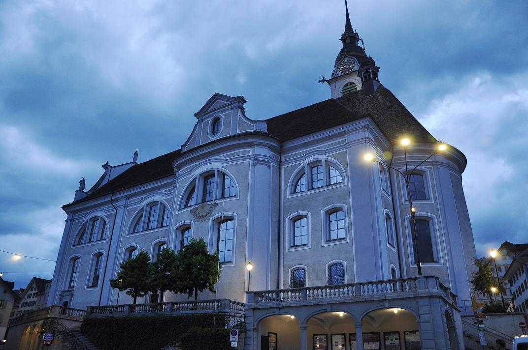 Església de Sant Martí de Schwyz
