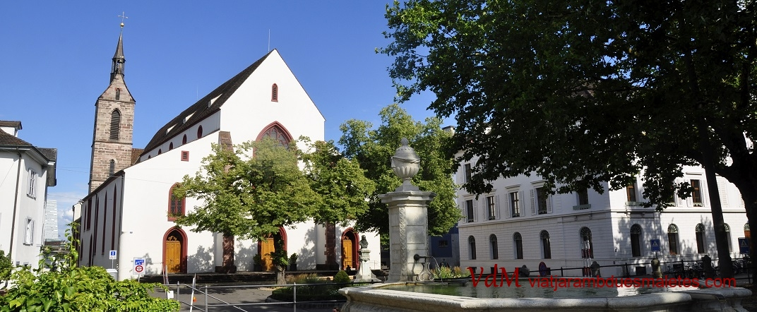 Església de Sant Pere de Basilea