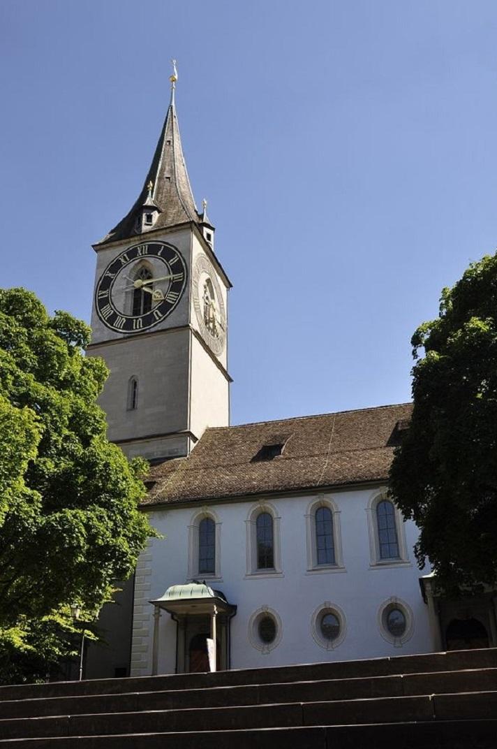 Església de Sant Pere de Zuric
