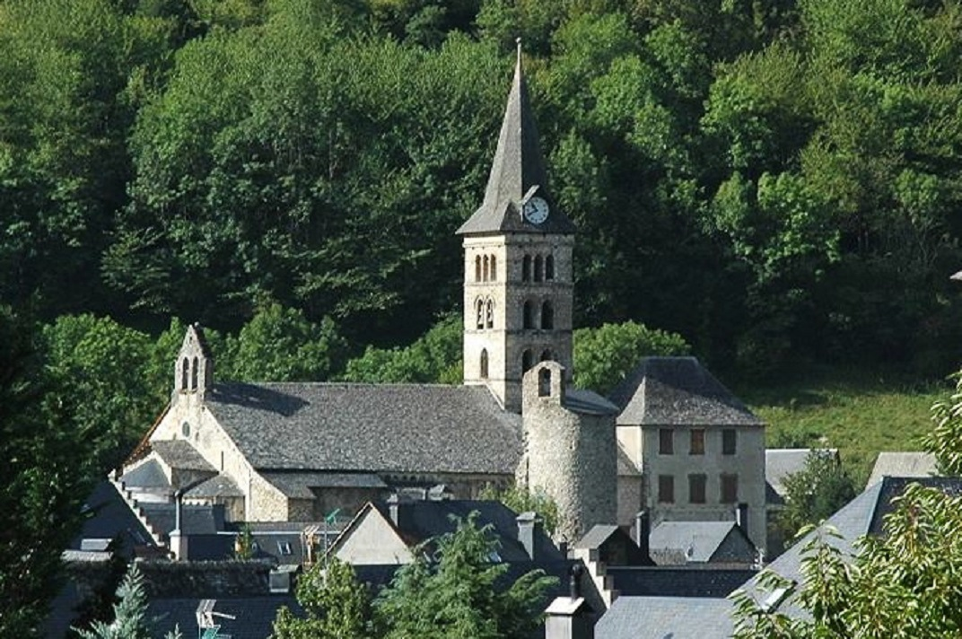 Església de Santa Maria d'Arties
