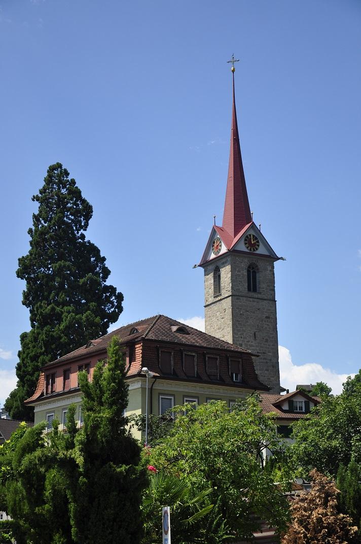 Església de Weggis - Rigi