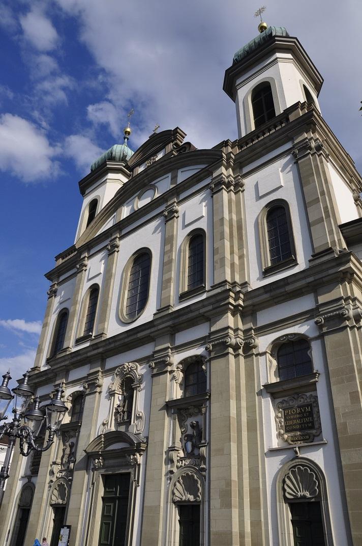 Església jesuïta de Lucerna