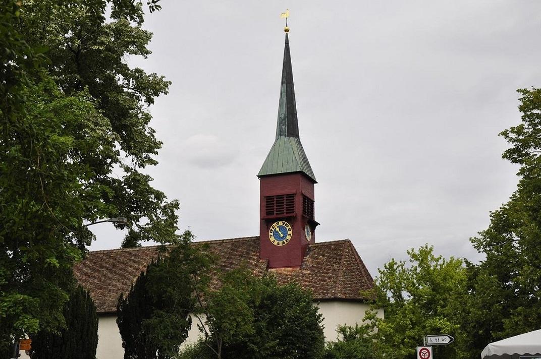 Església Laufen am Rheinfall