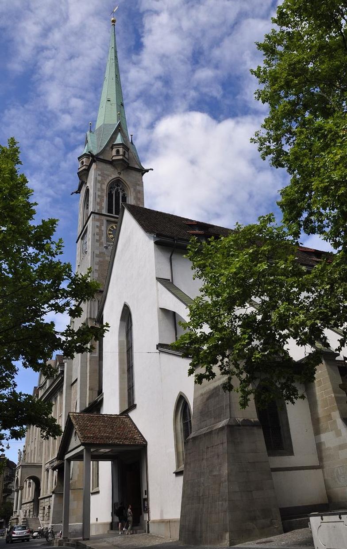 Església Prediger de Zuric