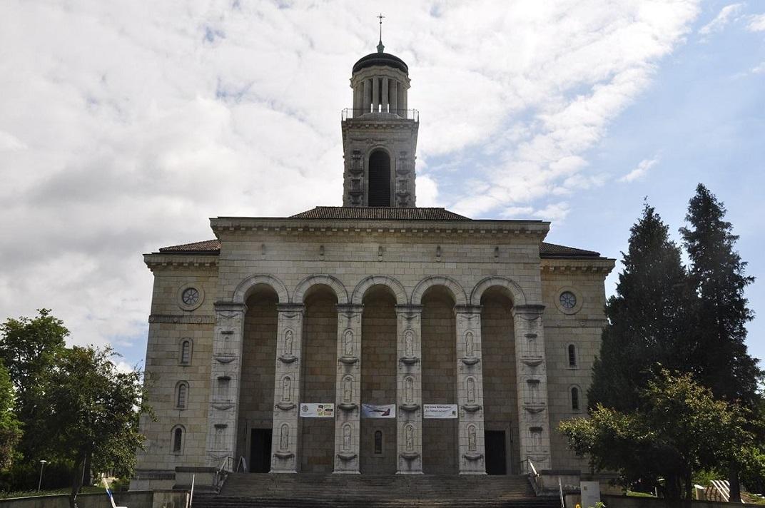 Església protestant de Solothurn