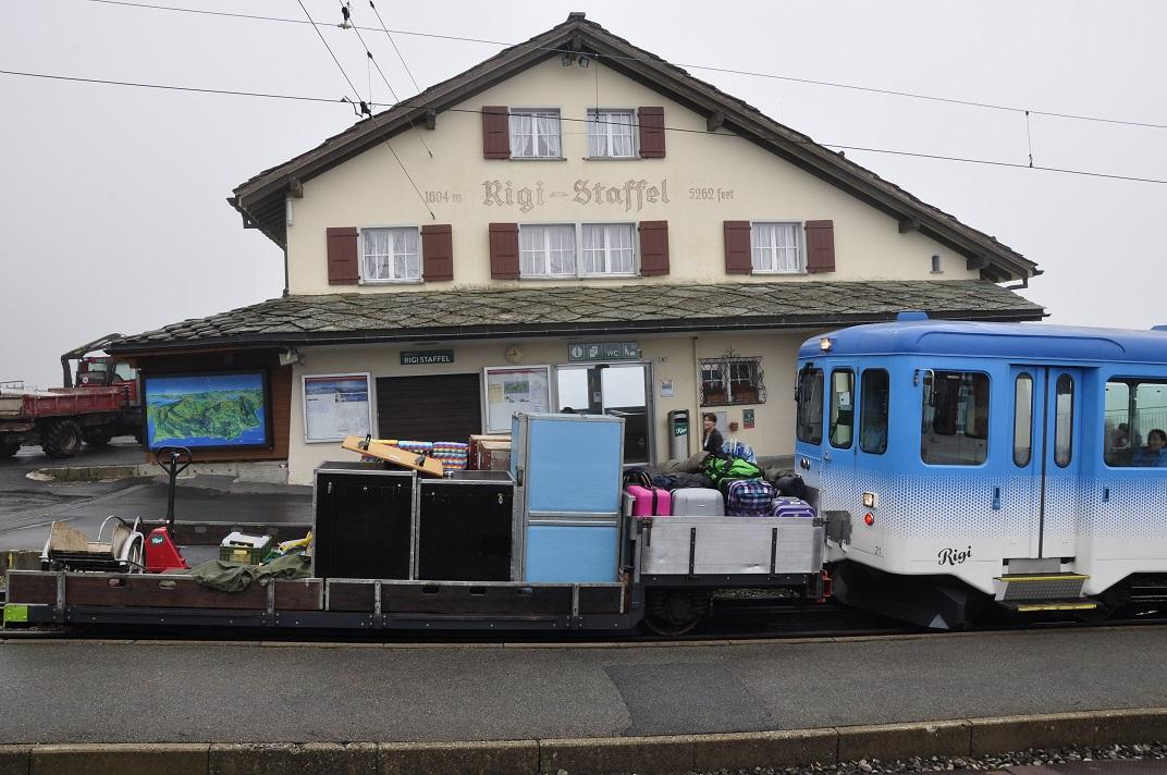 Estació de Rigi Staffel