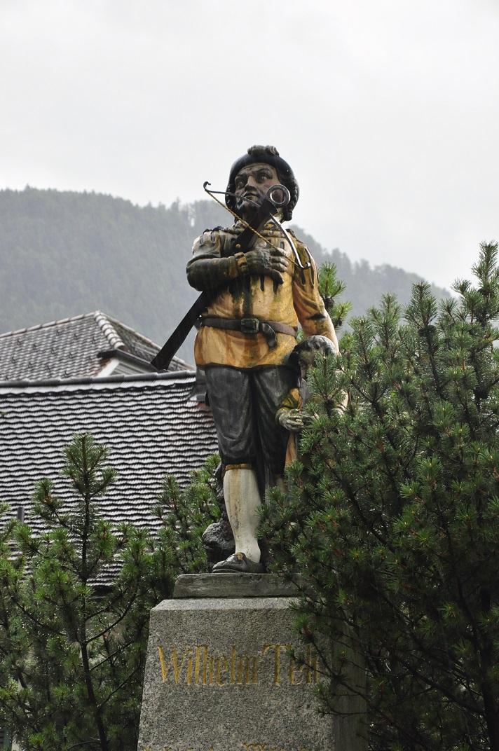 Estàtua de Tell de Bürglen