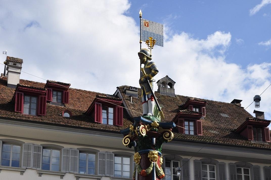 Estàtua del Fritschi de Lucerna