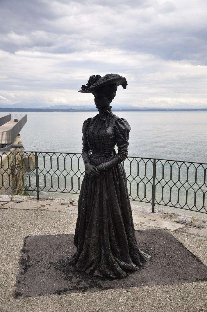 Estàtues de la Belle Époque de Neuchâtel