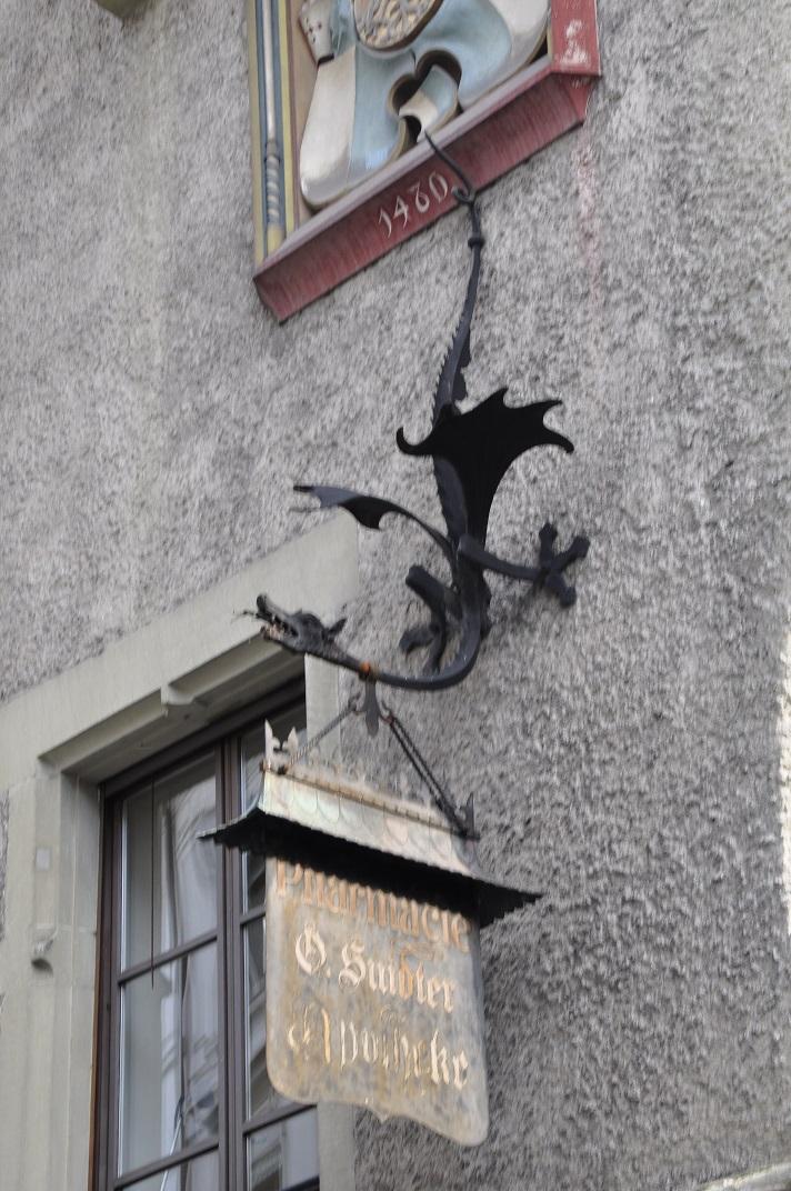 Farmàcia més antiga de Lucerna