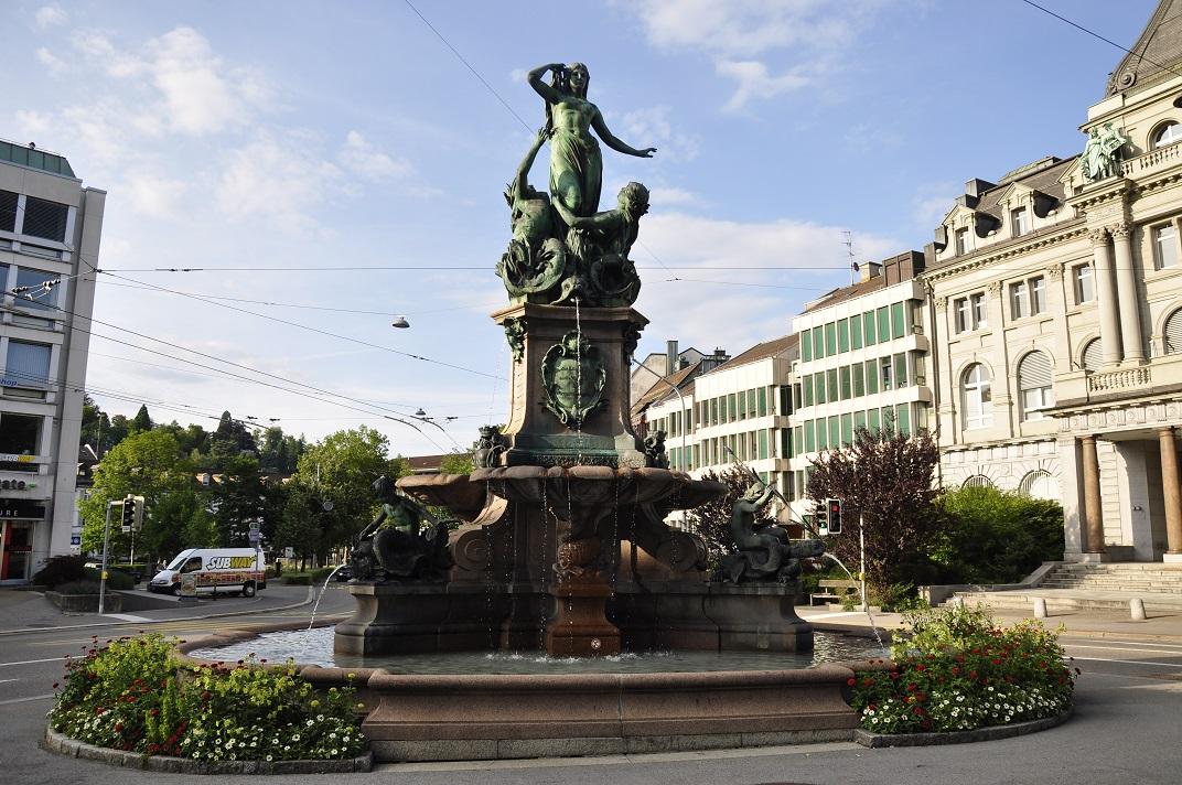 Font de Broder de Sankt Gallen