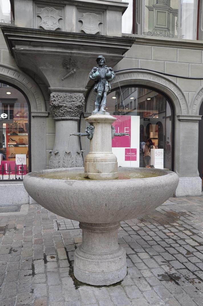 Font de l'Oc de Lucerna
