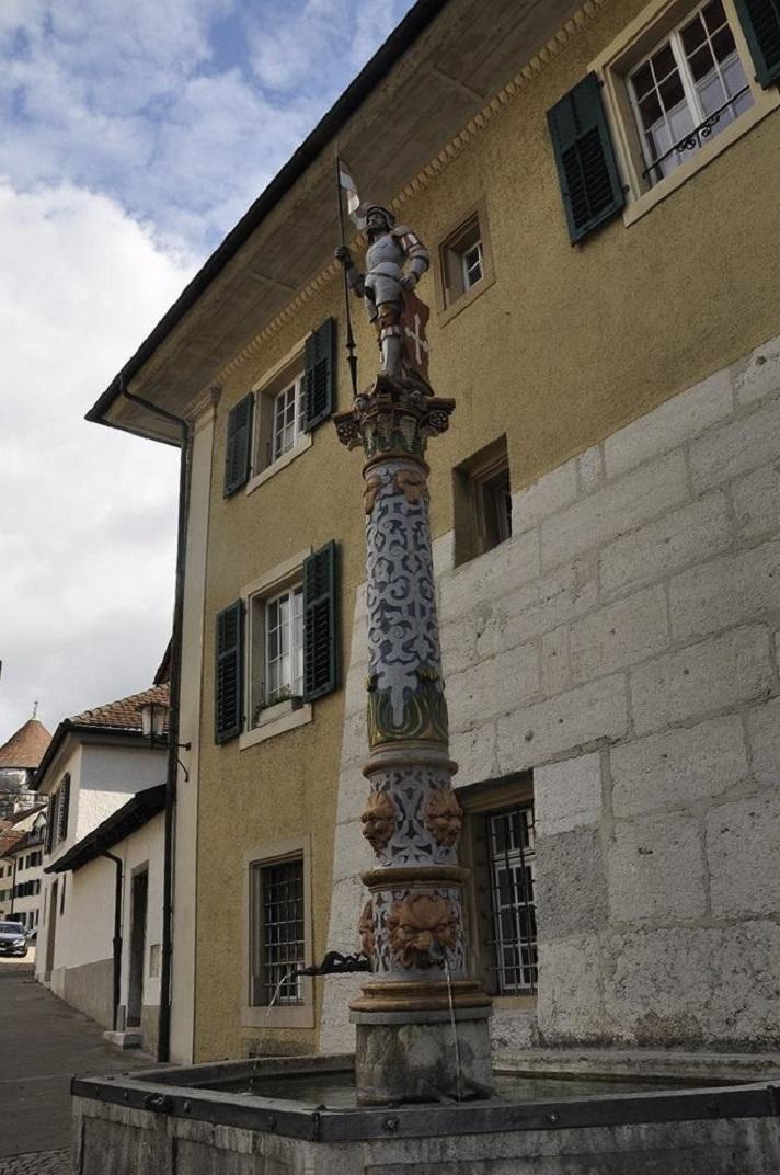 Font de Maurici de Solothurn