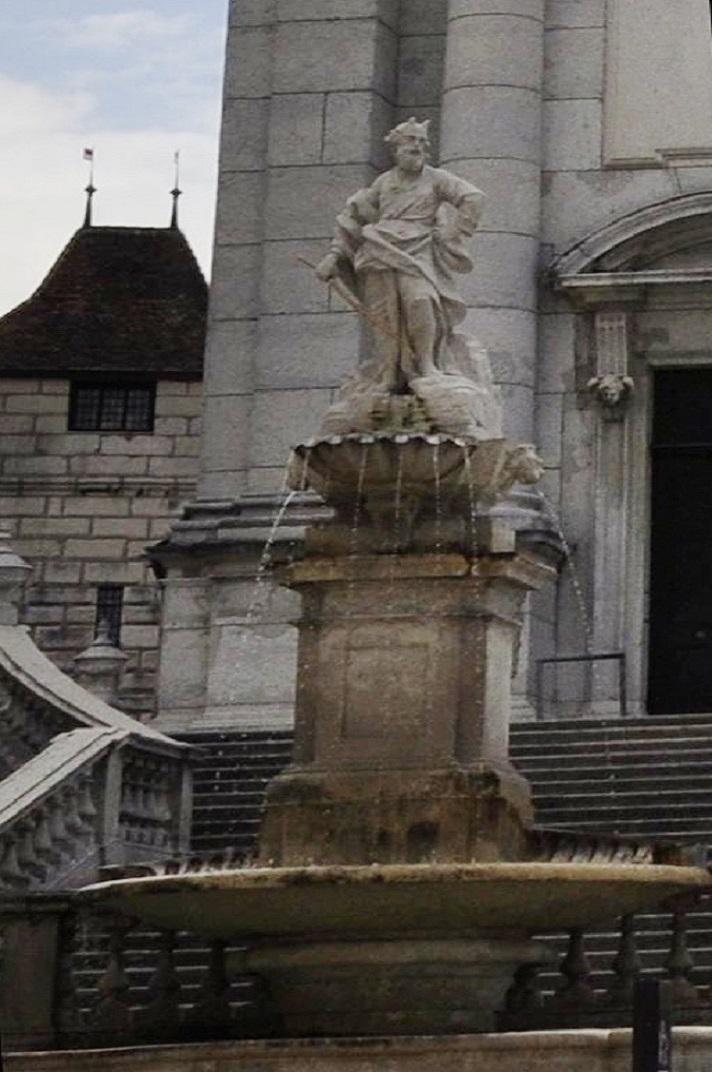 Font de Moisès de la Catedral de Solothurn