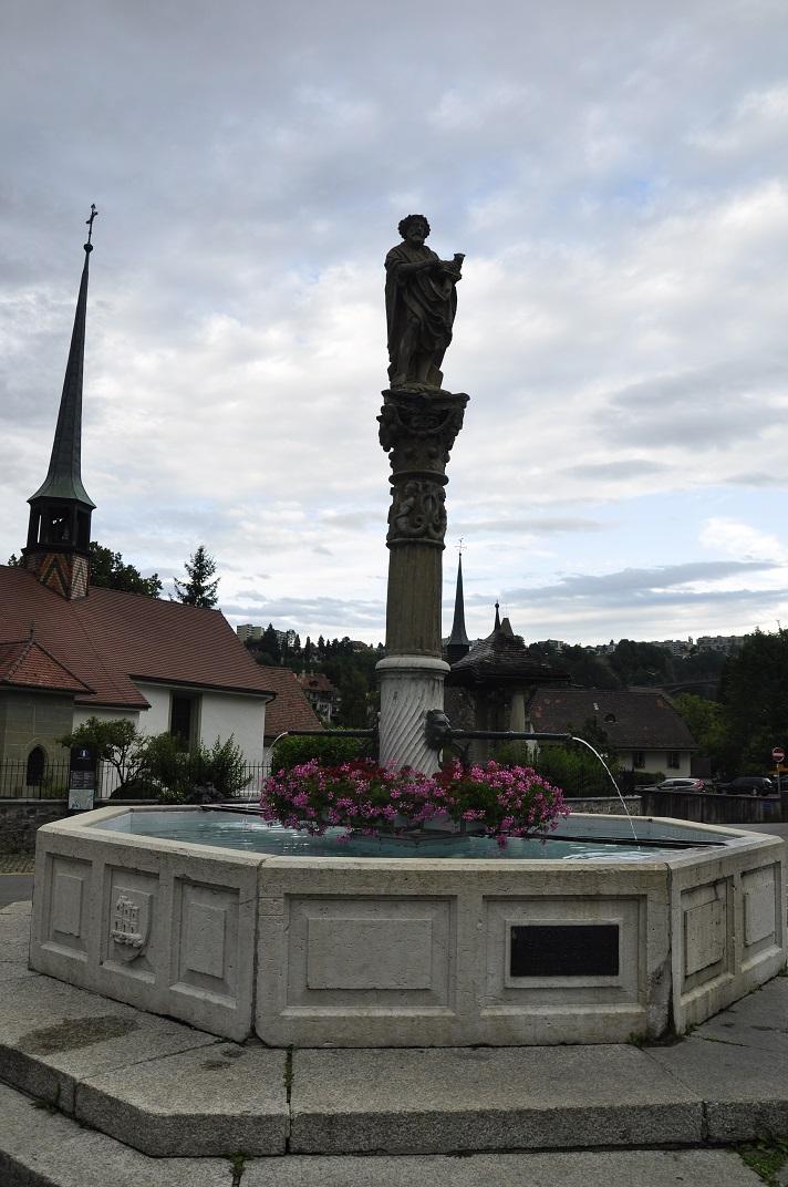 Font de Sant Joan de Friburg