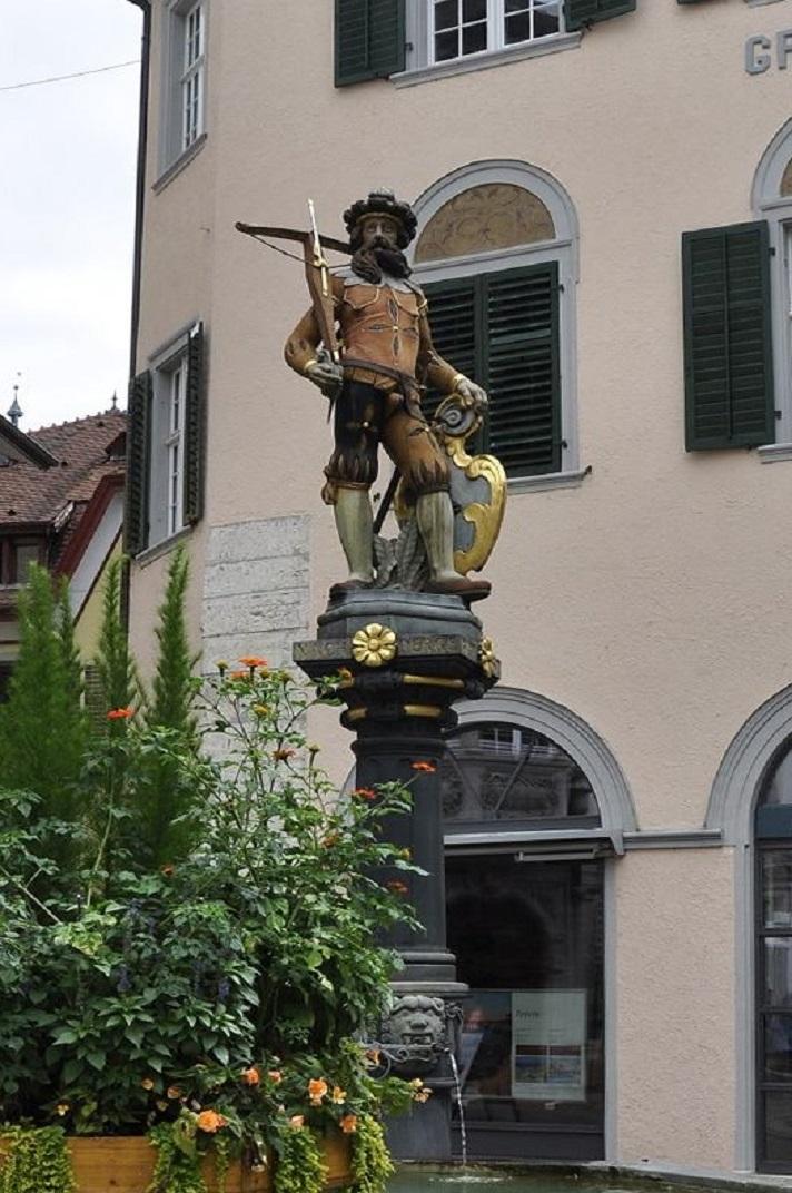 Font de Tell de Schaffhausen