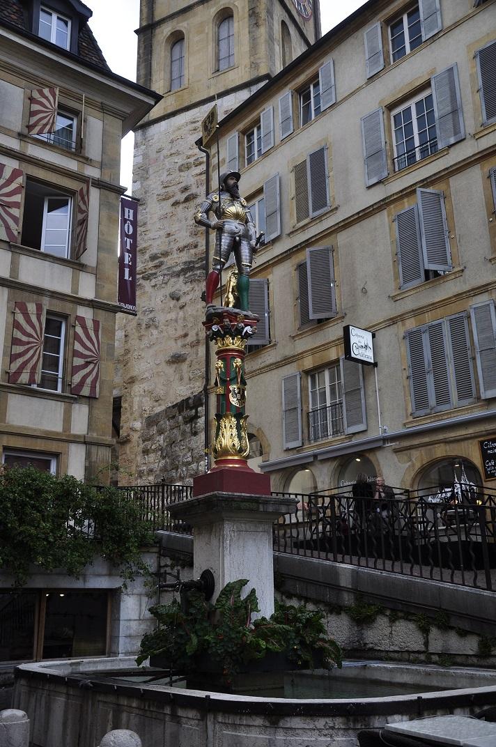 Font del Banneret de Neuchâtel