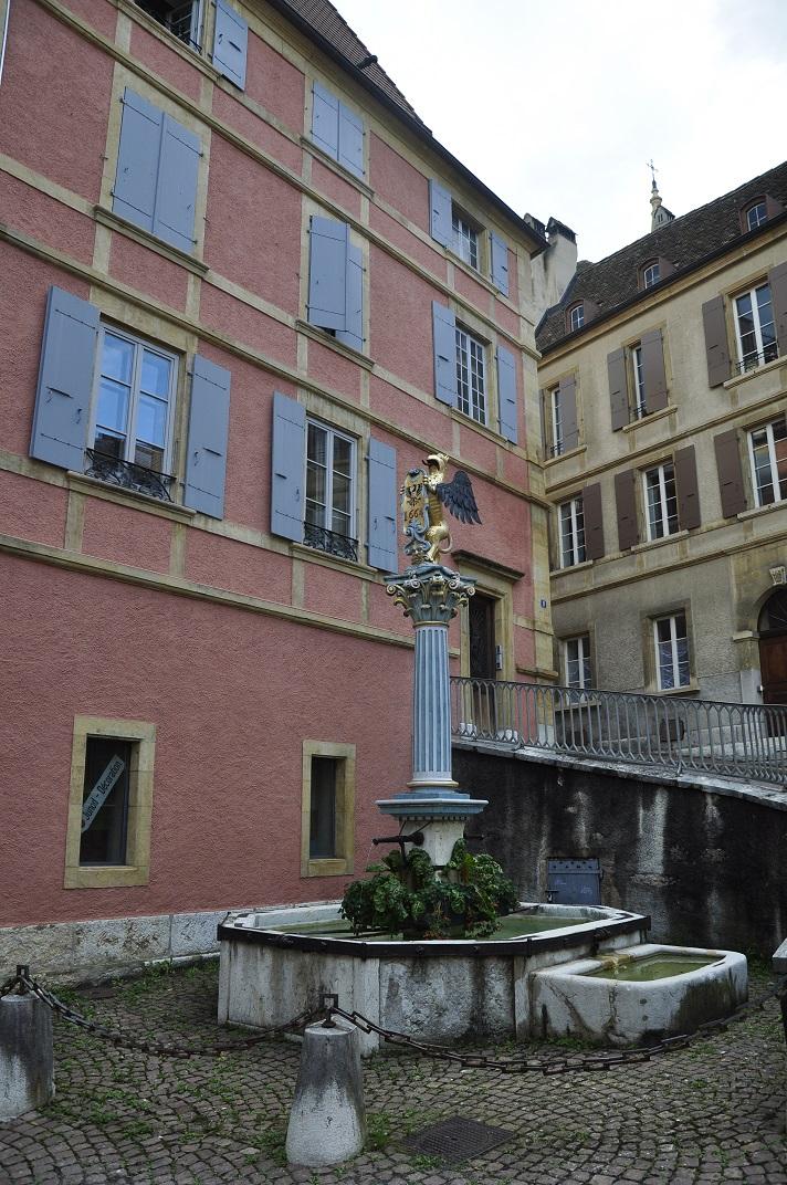 Font del Griu de Neuchâtel