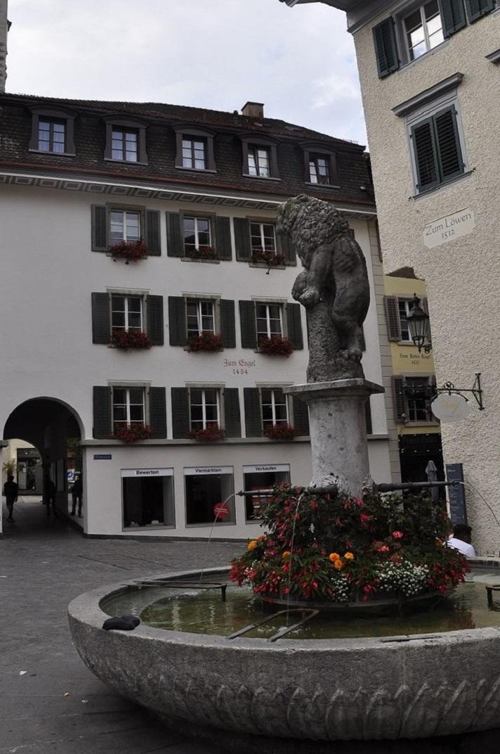 Font del lleó de Baden